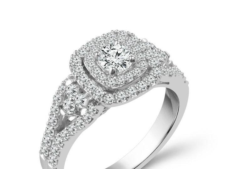 Tmx 1481322171408 Re 8366 R 3qtr Lutz wedding jewelry