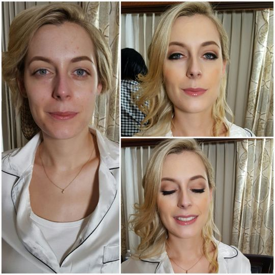 Airbrushed Makeup