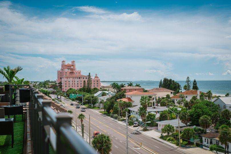 Gulfside Rooftop Views
