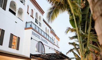 The Hotel Zamora 1
