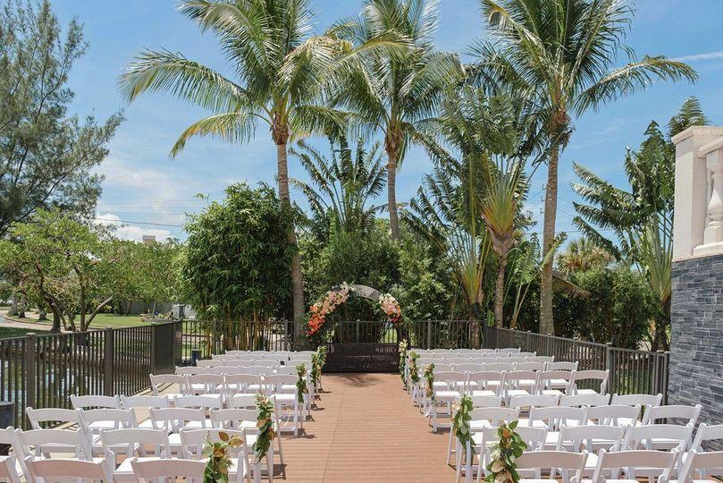 Sun Deck Ceremony