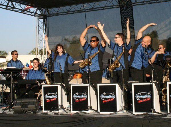 Tmx 1251179231804 SaxesandLove Yorba Linda wedding band