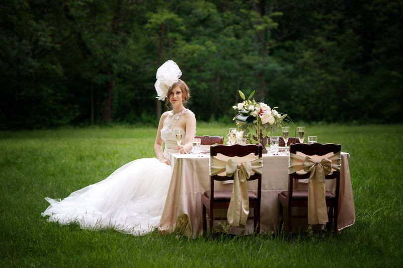 Outdoor Styled Shoot