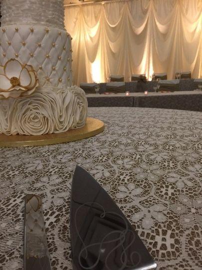 cafe lace cake