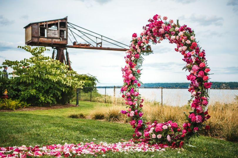 Ceremony on the Hudson