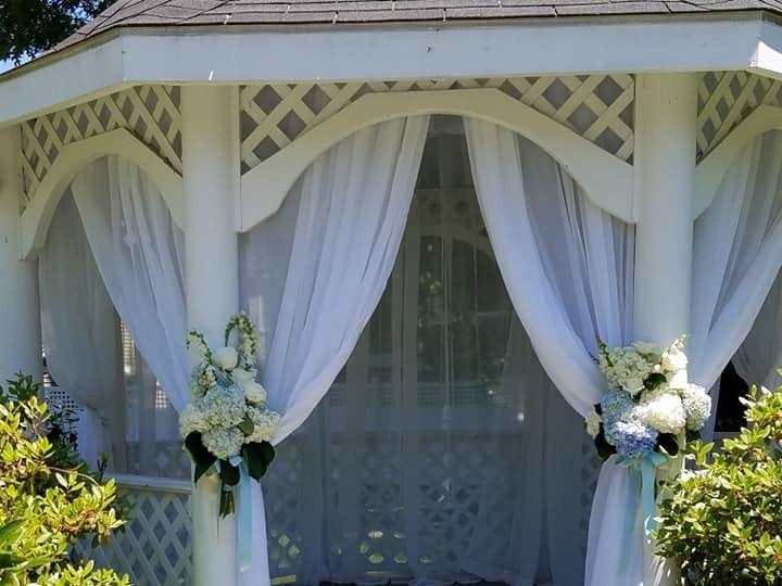 Tmx Gazebo Decor 51 684575 1571421647 Hampton, NH wedding venue