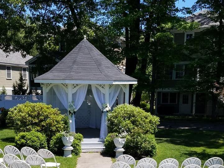 Tmx Gazebo Seating 51 684575 1571421718 Hampton, NH wedding venue