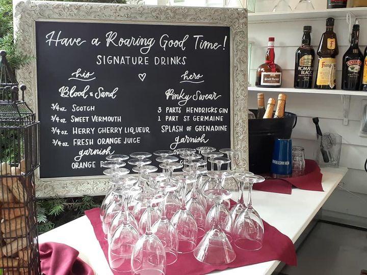 Tmx Sign Drinks 51 684575 1571421899 Hampton, NH wedding venue