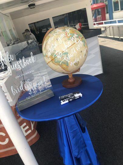 Global Guest book
