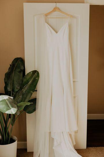 Sarah's Stunning Dress