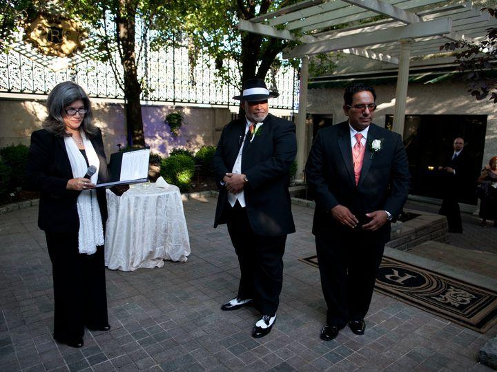 Tmx 1365164635970 Lisa And John 763 Brooklyn wedding officiant