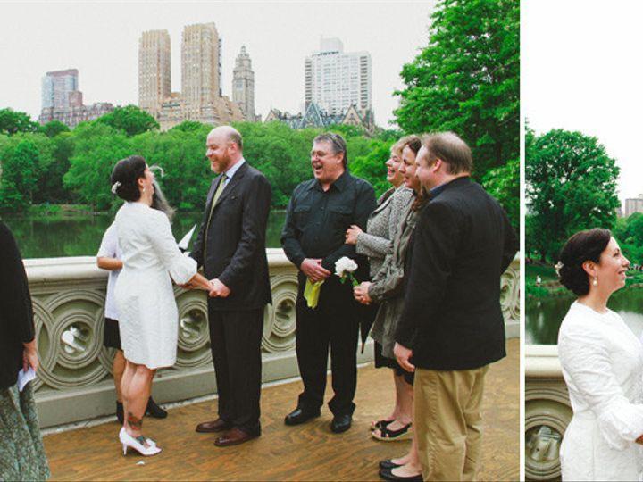 Tmx 1389057348744 Bowbridgeelopementphoto003 Brooklyn wedding officiant