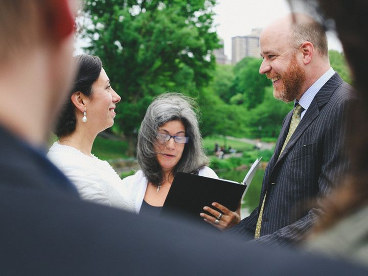 Tmx 1389057350773 Bowbridgeelopementphoto004 Brooklyn wedding officiant