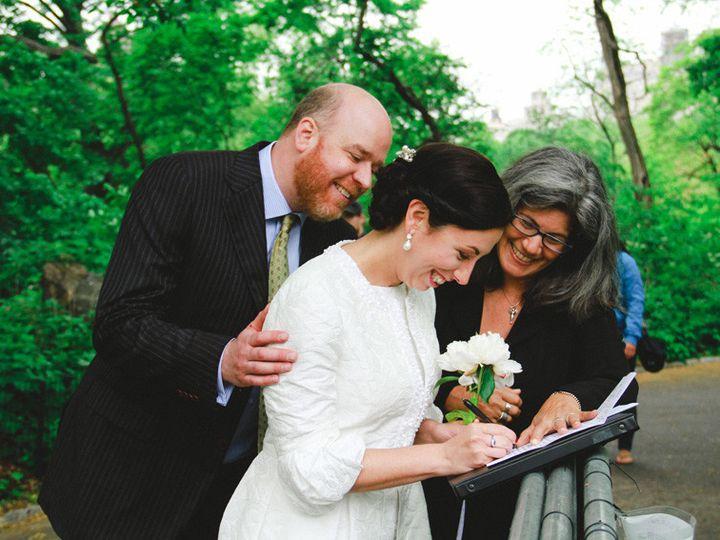 Tmx 1389057356488 Bowbridgeelopementphoto003 Brooklyn wedding officiant