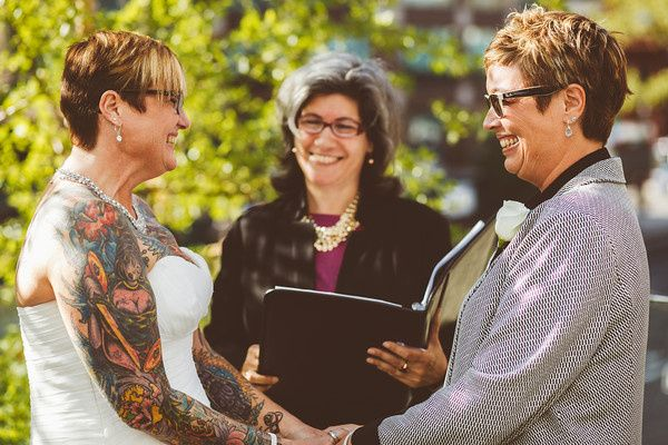 Tmx 1426284033756 Laura And Janet Brooklyn wedding officiant