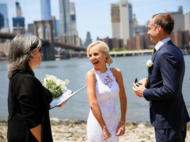 Tmx 1481302125144 056 X2 Brooklyn wedding officiant