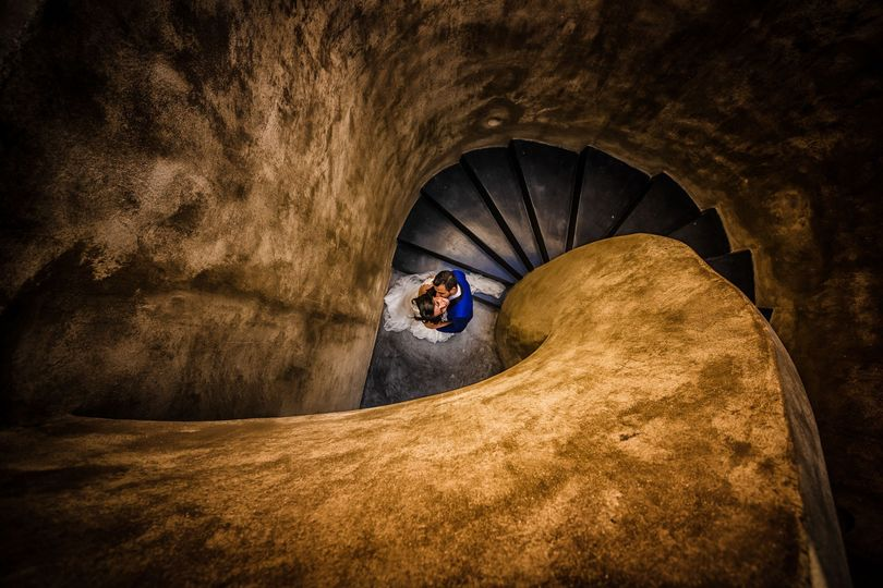 Santorini's Stairs