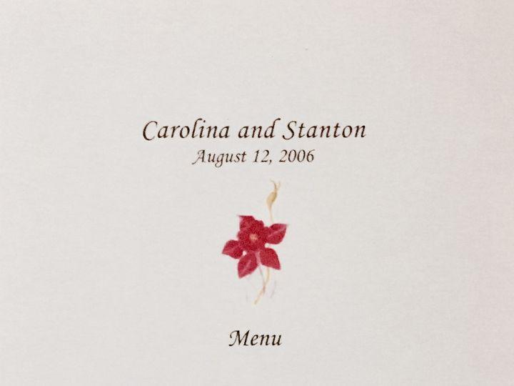 Tmx 1474822607071 Img3994 Pikesville, Maryland wedding invitation