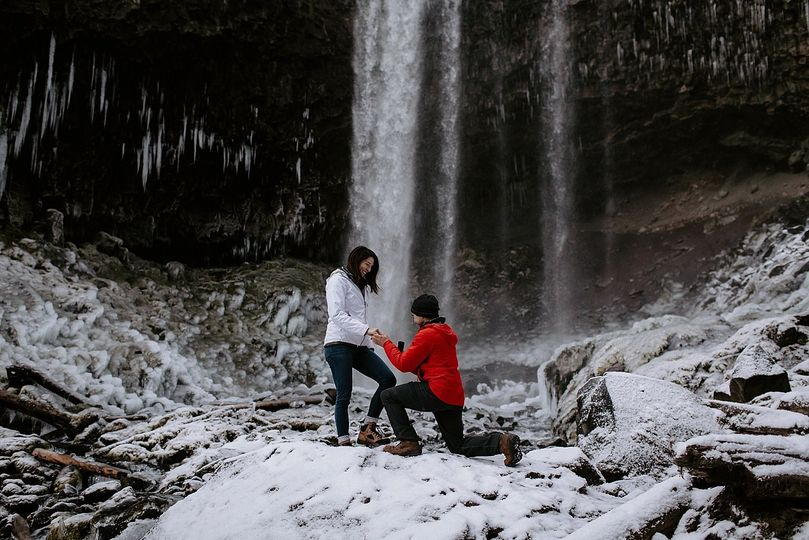 Channi+Ryan | Mt Hood Proposal
