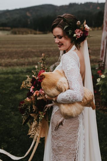 Bridal chicken