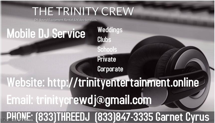 Trinity Business Card