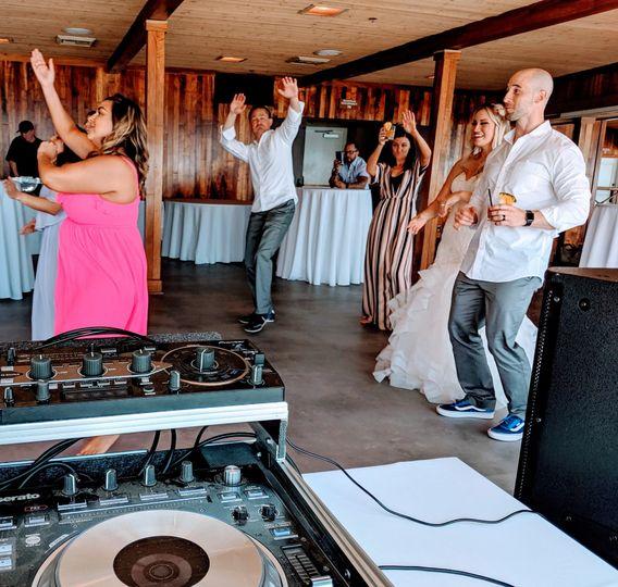 Wedding at Duke's Malibu