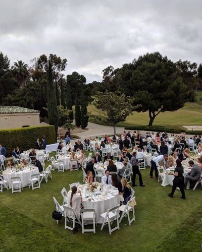 Wedding at Country Club