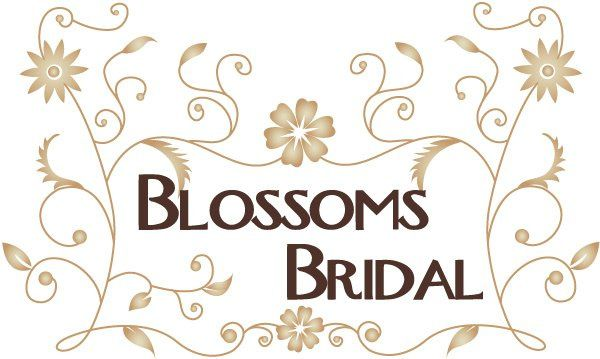 Blossoms Bridal Logo