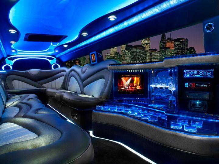 Tmx Hummer H2 Interior Kristal Limousine Tulsa 51 117575 1570630743 Tulsa wedding transportation