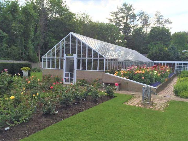 Fuller Gardens in Rye, NH