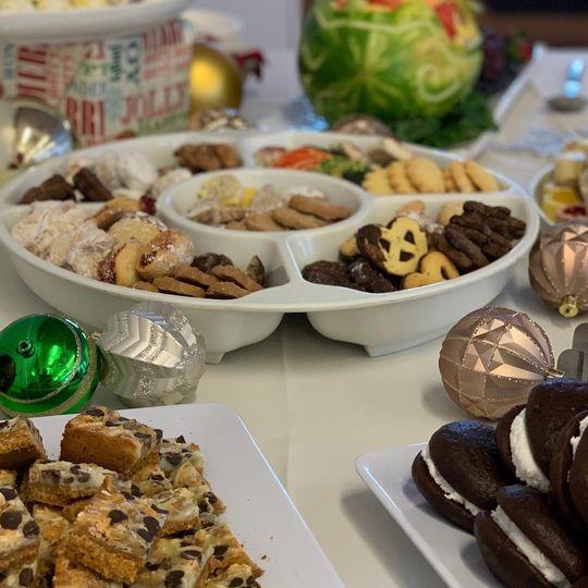 Assorted Dessert Platter