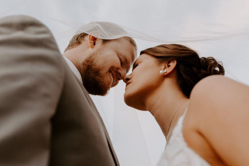 Intimate movement between couple