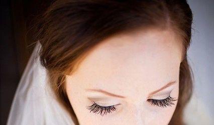 Platinum Makeup and Hair