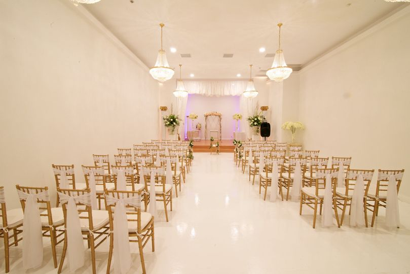 Ceremony Room - Full View