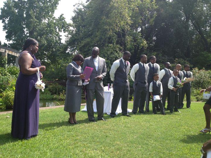 Tmx Sawyer Wedding 51 1000675 1559160743 Carrollton, Texas wedding officiant