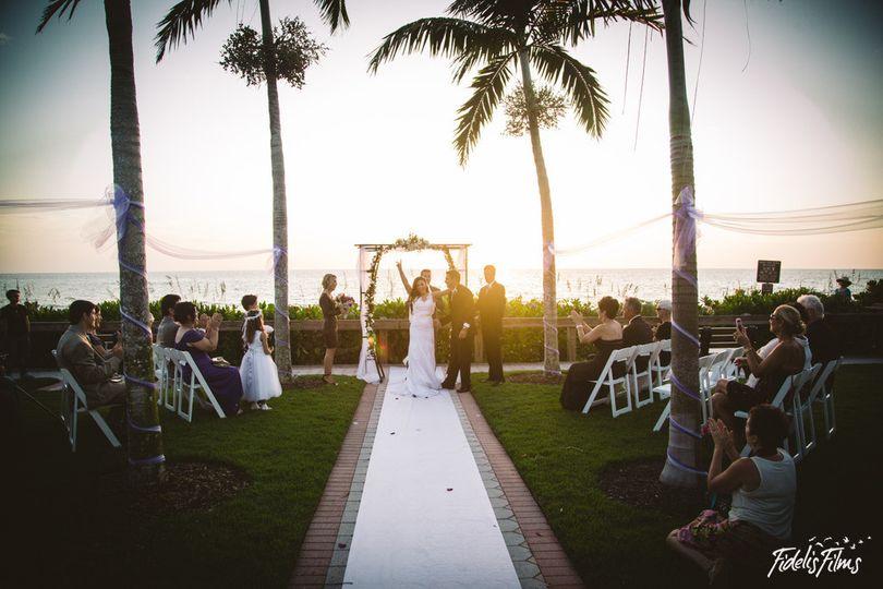Hilton Naples, Wedding Ceremony & Reception Venue, Wedding