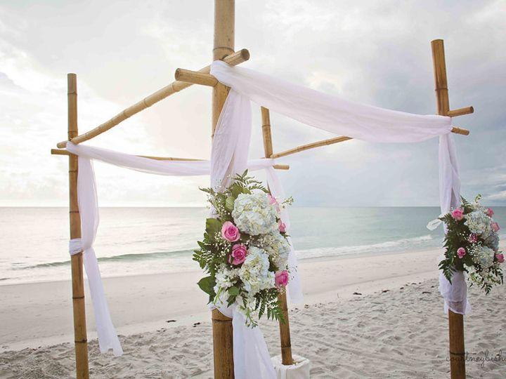 Tmx 1405093223097 Hiltonnapleswedding Bambooarch Naples, FL wedding venue