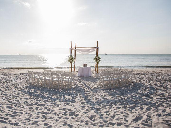 Tmx 1431002311372 Vedadobeachweddingceremonyhiltonnaples Naples, FL wedding venue