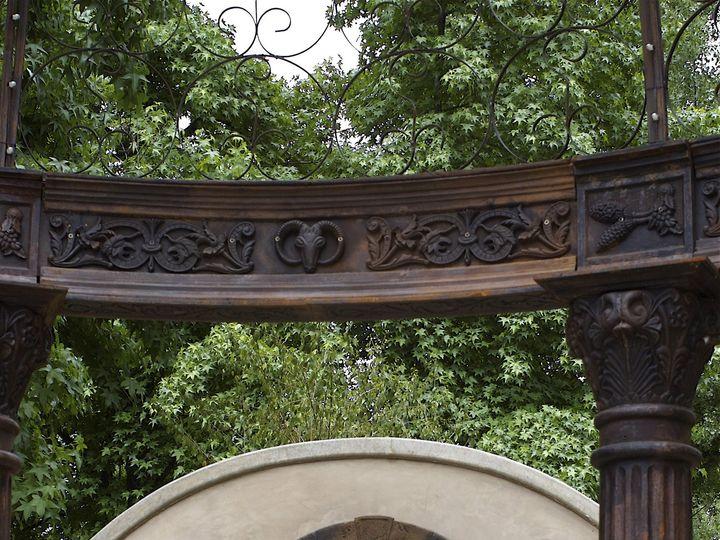 Tmx 1391543202121 Tuscan Garden Fountain  Westlake Village, California wedding venue
