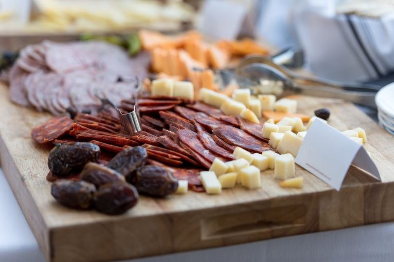 Charcuterie for an event