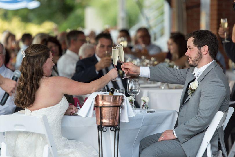 Wedding at Creek Level