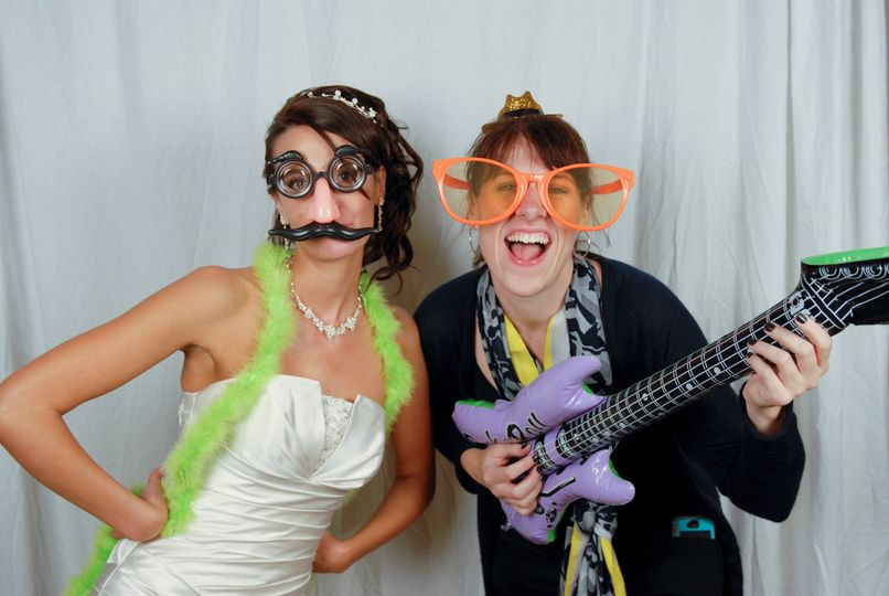 Fun for wedding receptions