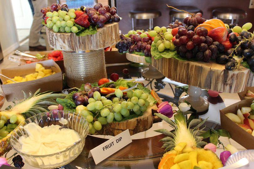 Fruits buffet