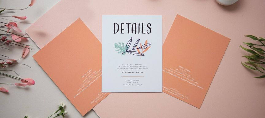 Detail Cards