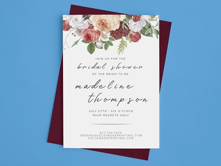 Tmx Bridal 51 1351675 158820109621614 Los Angeles, CA wedding invitation