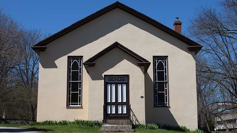 Mount Pleasant Meeting House