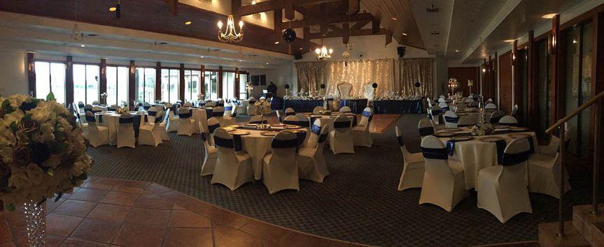 Ballroom sample setup
