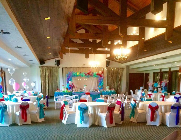 Fun Party Setup!