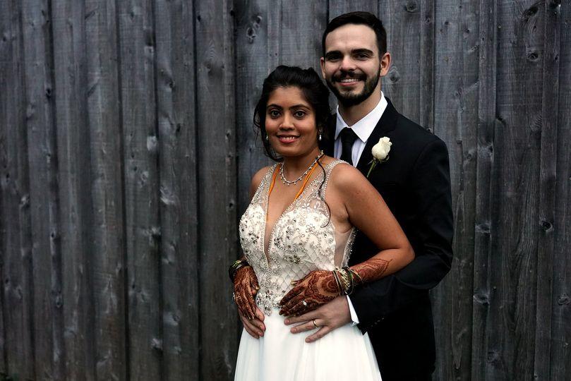 Vermont Indian wedding