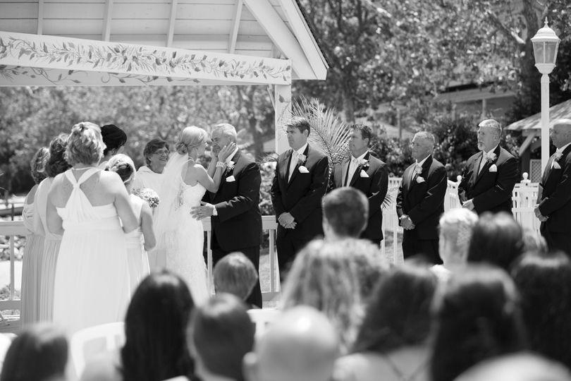 Ceremony -living radiant photo